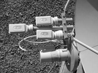 Quad Sat Pack - Ground Mount