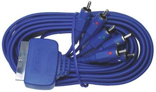 A/V Scart Lead