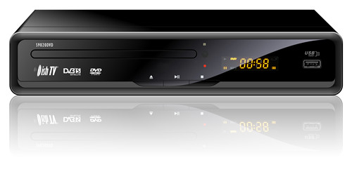 Dvd Receiver Receiver With a Dvd Player